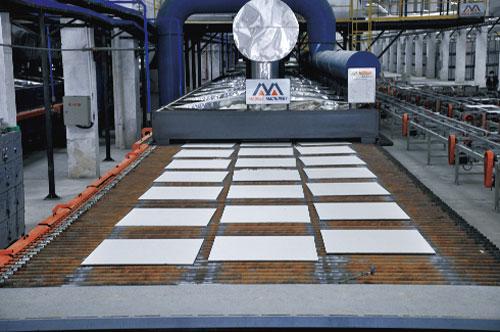 Ceramic Tile Production Line Gt Export Import Labor